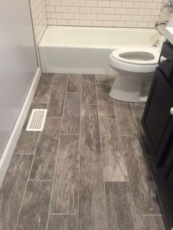 Marazzi Montagna Rustic Bay 6 in. x 24 in. Glazed Porcelain Floor and Wall Tile (14.53 sq. ft. / case)-ULM8
