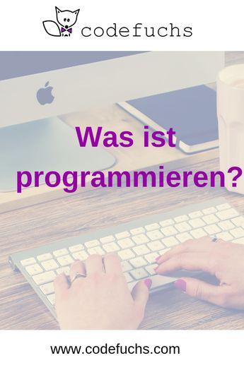 Was bedeutet eigentlich Software, Code, Programmieren oder Computer? In diesem Artikel wird dir genau das ganz einfach erklärt.