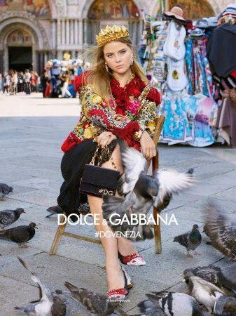 Dolce & Gabbana Women Summer 2018: Advertising Campaign | Dolce & Gabbana
