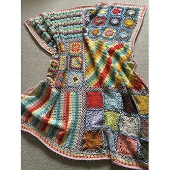 Higgledy Piggledy Blanket