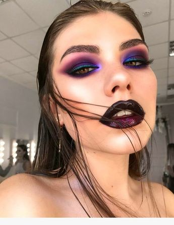 30 Festival&Party Make-Up Ideas Taking Your Look from Alright to All Nights