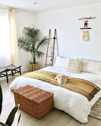 Creative ways Elegant Scandinavian Bedroom Design Ideas 10 #scandinavianbedroomdesign #scandinavianbedroom #bedroomdesignideas