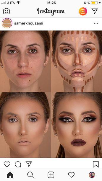Makeup #MakeupTutorialContouring