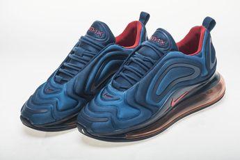 130a087056a5a Nike Air Max 720 Black White AR9293-005 Sneaker1