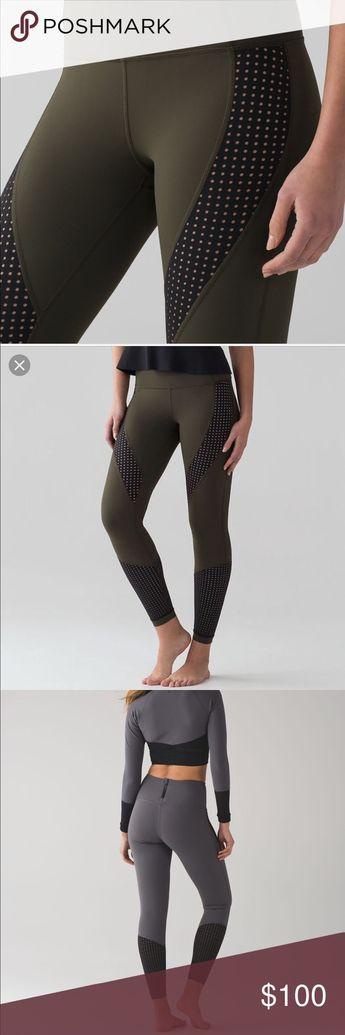 fbbd16811 Lululemon Paddle times tights Brand new! With tag! lululemon athletica  Pants Leggings