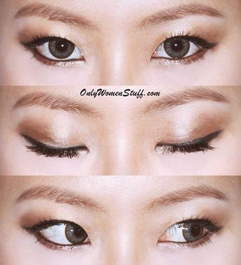25+ Easy Monolid Eye Makeup Tips & Ideas (With Pictures)