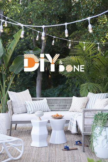 Save up to 35% on outdoor entertaining must-haves like furniture, planters, decor & more.