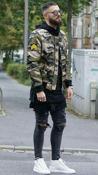 17 Men Fashion Style Swag
