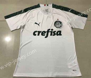 617935f2a 2019-2020 SE Palmeiras Away White Thailand Soccer Jersey AAA-908