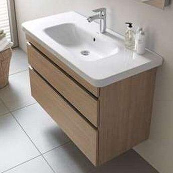"""DuraStyle 26"""" Wall-Mounted Single Bathroom Vanity"""