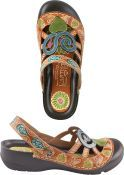 Women's Artisan Convertible-Strap Sandal