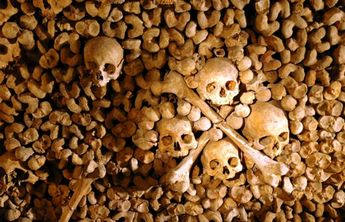 Catacombs of Paris - Tickets €15