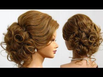 Frische Easy Updo Hochzeit Frisuren