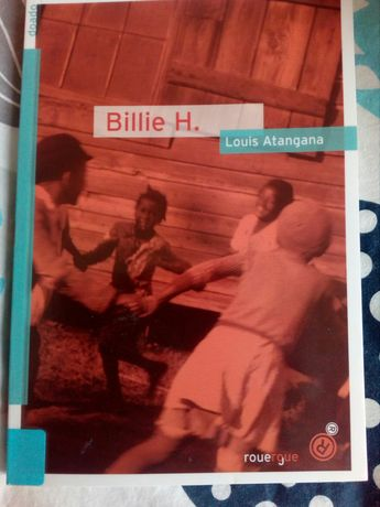 """Billie H."" de Louis Atangana, Rouergue"