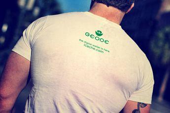 Geode | T-shirt (back)