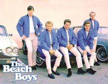 The Beach Boys .