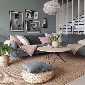 40 Best Small Living Room Ideas with Scandinavian Style