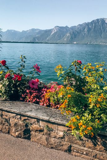 A Travel Guide to Montreux, Switzerland