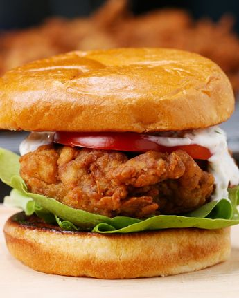 This Fried Chicken Sandwich Will Probably Change Your Life