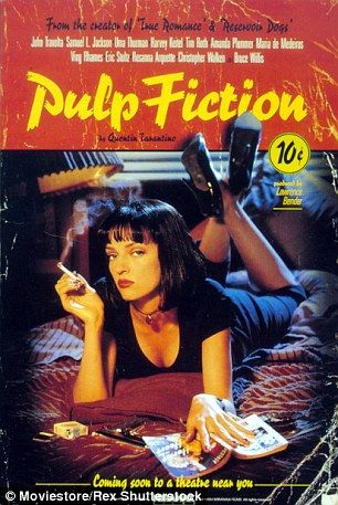 Quentin Tarantino's casting wish-list for Pulp Fiction leaked online