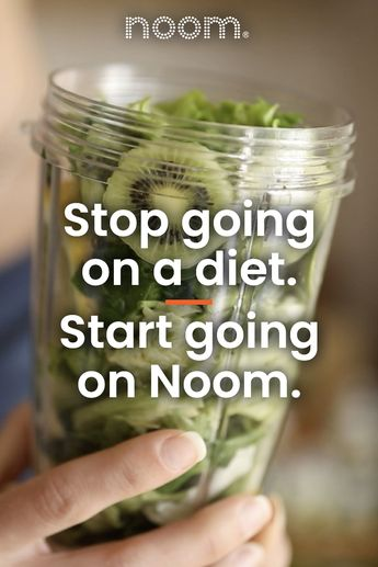 Noom is a weight loss program personalized to your goals and lifestyle. Noom offers daily diet, nutrition, and exercise tips; 1000+ healthy recipe ideas; an industry leading calorie tracker; and a proven diabetes prevention program. Start building better habits and receive 24/7 guidance from your personal goal specialist, group coach, and support group. Take a quiz and receive your customized course!