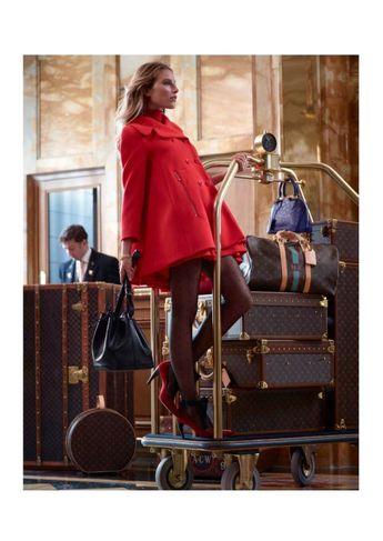 Dree Hemingway Fronts Louis Vuitton Pre-Fall 2013 Catalogue by Koto Bolofo