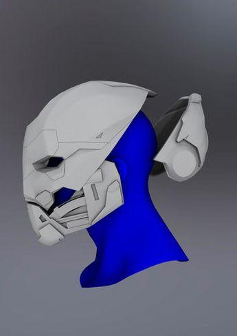 EXO-1 Destiny 2 Helmet | 3D Print Model