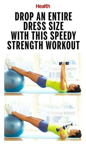 Strength Workout to Slim Down