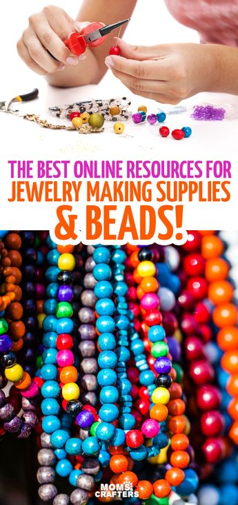 The best places to buy jewelry making supplies online