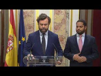 Valoraciones de TODOS los partidos políticos del Pleno de investidura de Pedro Sánchez