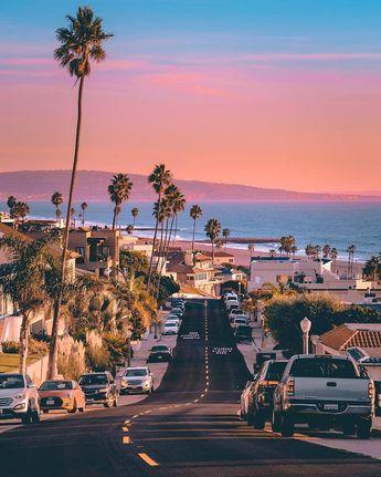 "FashionBeans on Instagram: ""Los Angeles > everywhere else. #photgraphy  #california @aidanfeuer"""