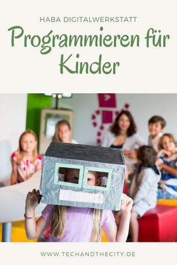 Haba Digitalwerkstatt - Programmieren für Kinder