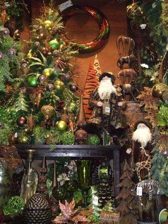 Shinoda Design Center Christmas Endcaps San Diego Califo