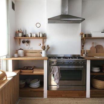 Scandinavian Style Kitchen Interior Design Ideas