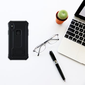 Kickstand Rugged Case for iPhone XS/X
