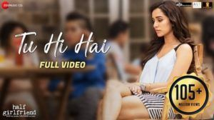 List of attractive shraddha half girlfriend ideas and photos