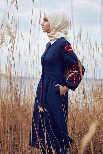 27be457ab427a 2018 Tesettür Yaz Modası Kombinleri. #tugba #venn #giyim #tesettür #giyim # kap #pardesü #ss17