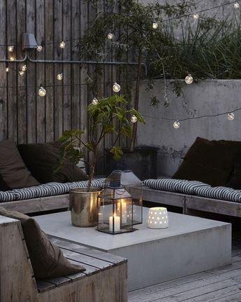 Des idées déco pour votre balcon