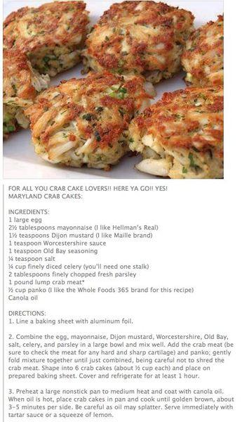 Maryland Crab Cakes....luv them! #Ketosaucesforcrabcakes #HealtyRecipes