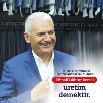 """#BinaliYıldırımDemek  Daha güzel bir İstanbul için biz hazırız!  #DahaGüzelOlacak  Ne dediysek yaptık #YineBizYaparız Teşekkürler Binali Başkanım  Söz Verdik #BizYaparız Ne dediysek yaptık #YineBizYaparız  İstanbul Binali Yıldırım Başkan ile #DahaGüzelOlacak  #YineBizYaparız #BinAliYıldırım #İstanbulHareketi  Onunla Yol Yürümek ne Büyük Gurur, ne Büyük Mutluluk. #WeLoveErdogan  #TevazuSamimiyetGayret #Tevazu #Samimiyet #Gayret #ÖnceMillet #ÖnceMemleket #İradeErdemCesaret """" #İrade #Erdem ve #Cesa"""