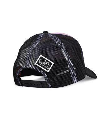 4c75828f18b8a Original Yoga Mesh Snapback Trucker Hat- Sublimated Lines CB12E6U5TUH