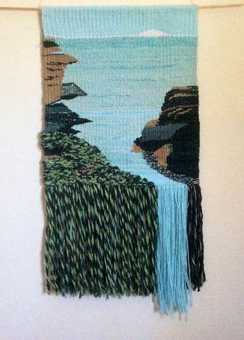 Original woven tapestry