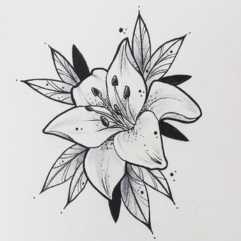 "@_labelette_tattoo en Instagram: ""⚜️flash fleur de lys ⚜️dispo #flowers #tattoo #tatouage #flashtattoo #lys #fleurdelys #blackandwhite #flowertattoo #flowerfortattoo #ink…"""