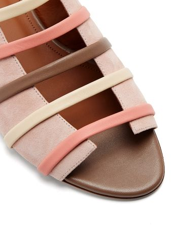 Malone Souliers Zoe suede sandals
