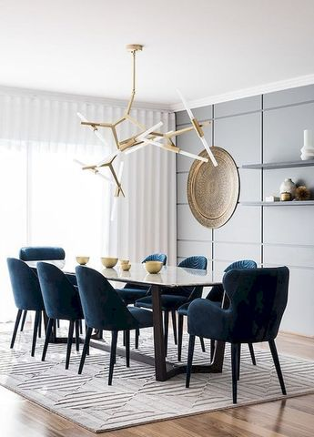 90+ Dreamiest Scandinavian Dining Room Design Ideas