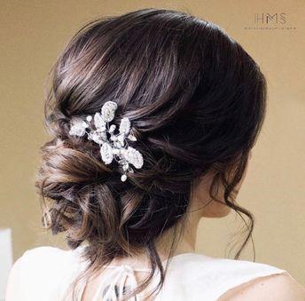 #wedding #bridal #classic #updo #hair #vintage #bride #hairstyle #editorial #redcarpethair #bridesmaid #specialoccasion #hairandmakeupbysteph #inspiration #ideas #curls