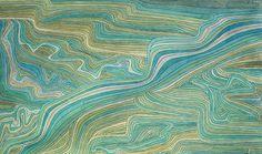 Paul Klee: Wildwasser. 1934, 16