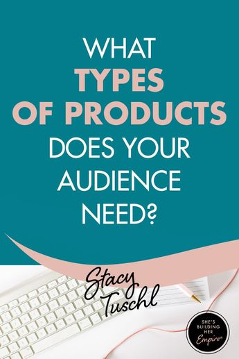 EPISODE 203: WHAT TYPES OF PRODUCTS DOES YOUR AUDIENCE NEED? WITH
