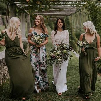 21 Bridesmaid Dresses for Spring