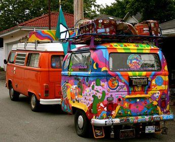 I get the bus, Jasmine gets the trailer